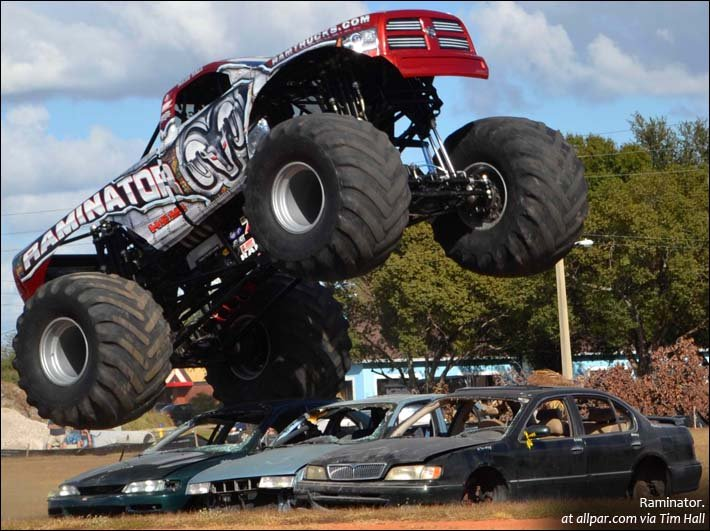 1985 Jeep Comanche land speed record holder