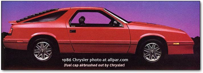 1986 Dodge Daytona