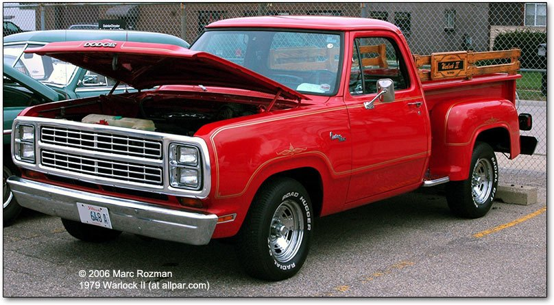 Dodge Ramcharger Trucks 1974 1993