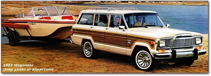 1993-98: the original Jeep Grand Cherokee