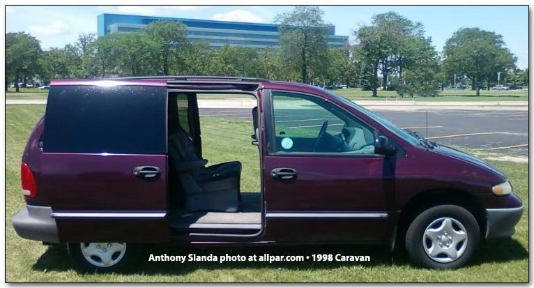 Sliding Door Lock On Dodge Caravan