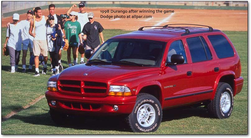 1998 2003 dodge durango the full story from development to the final year
