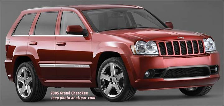 2005-2007 Jeep Grand Cherokee SUV details and buyer guide