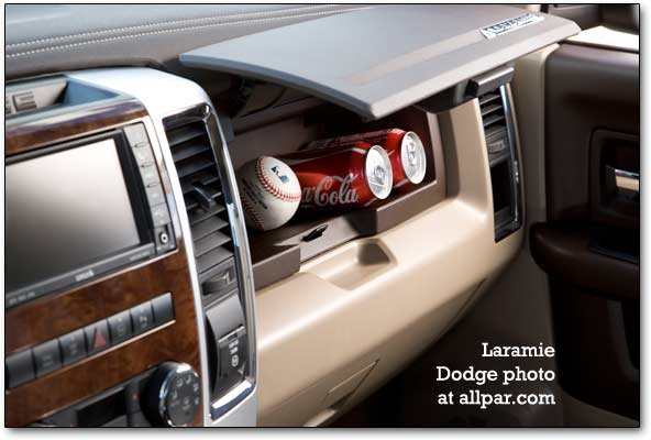 2009 Dodge Ram Pickup Trucks Features Safety Styling