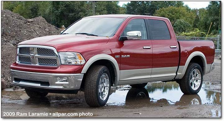 2009 Dodge Ram 1500 test drives: three perspectives
