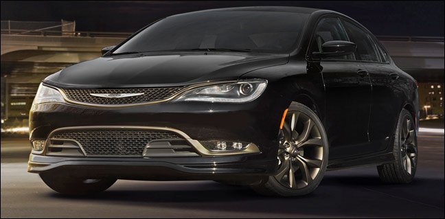 2016 Chrysler 200C Alloy