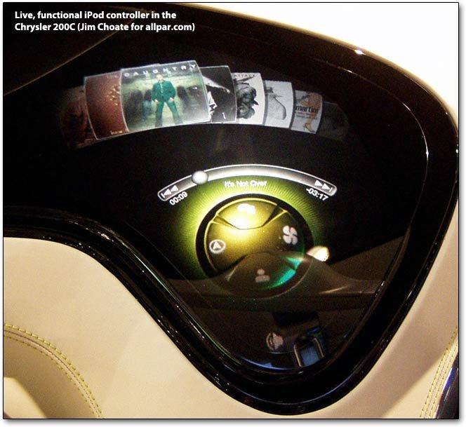 2009 chrysler 200c concept car. Black Bedroom Furniture Sets. Home Design Ideas