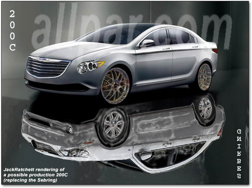 So, the Chrysler 200c is officially being made, right? Date Posted: