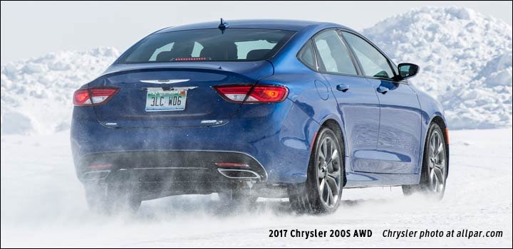 Chrysler 200 Awd
