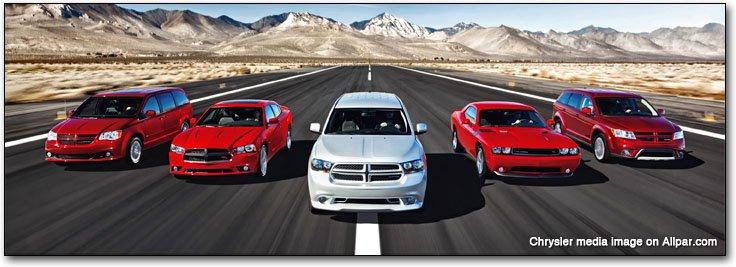 2011 Dodge RT Line