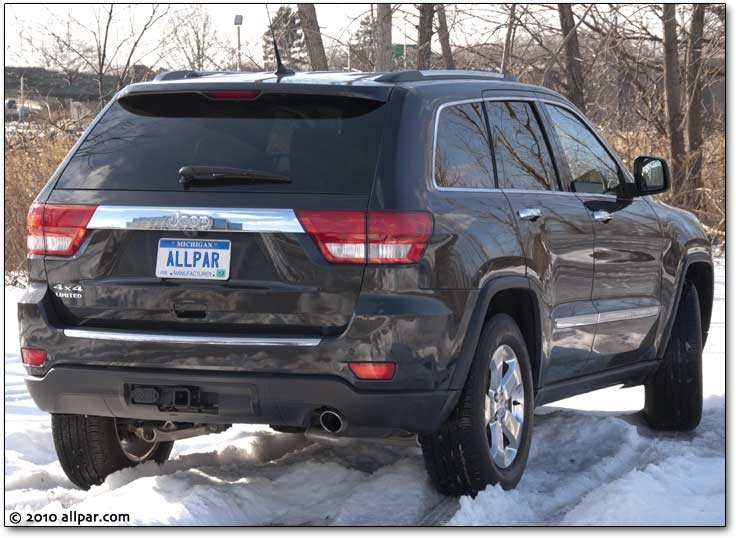 2011 jeep grand cherokee test drive review. Black Bedroom Furniture Sets. Home Design Ideas