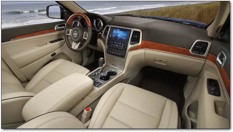 High Quality 2011 Jeep Grand Cherokee