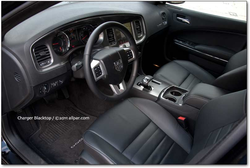 2013 Dodge Charger Blacktop Road Test Zf 8 Speed Automatic