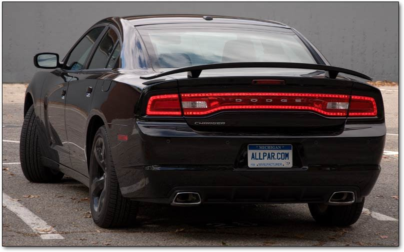 2012 charger review