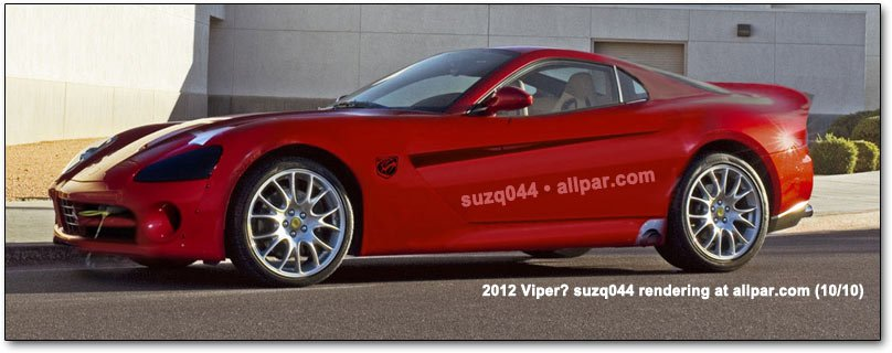 Dodge Vipers at Allpar