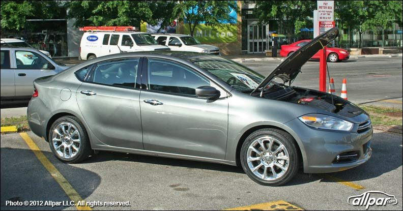 2013 dodge dart review