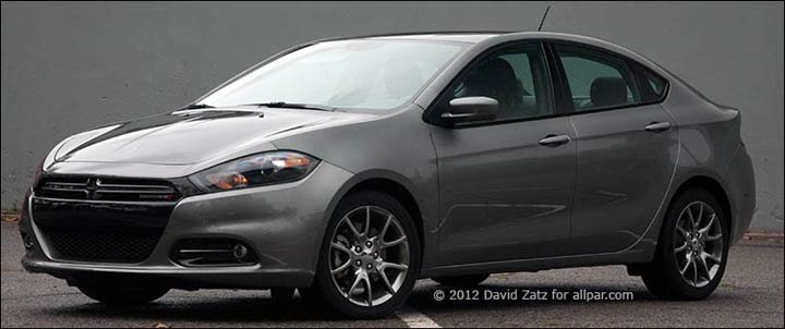 Dodge Dart Turbo >> Test Drive 2013 Dodge Dart Compact Cars Manual Transmission