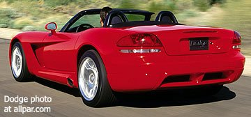 2013 SRT Viper with smoke