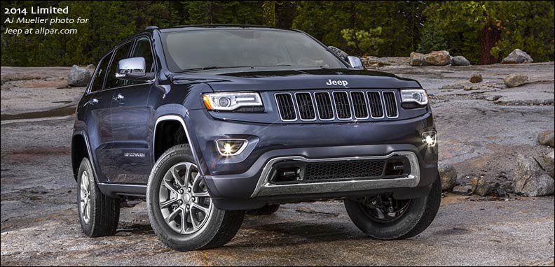 2014 2017 jeep grand cherokee the flagship jeep luxury suv