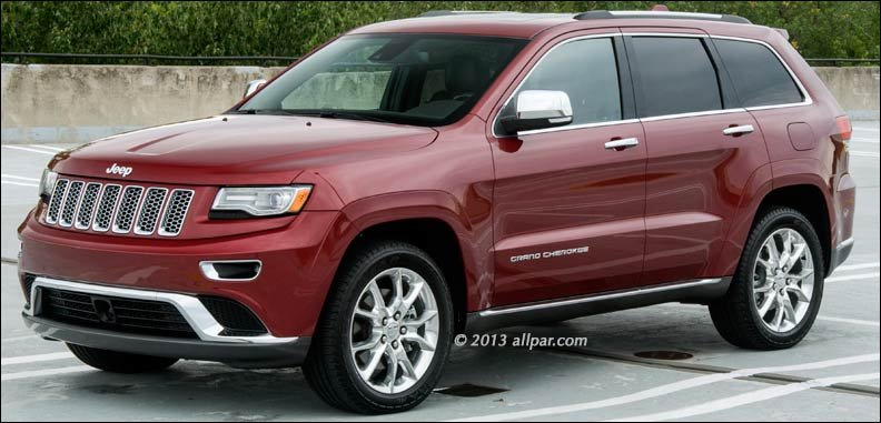 2014 jeep grand cherokee road test review