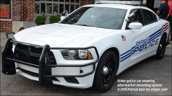 2014 dodge charger pursuit from Detroit police