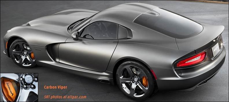 2014 Carbon SRT Viper