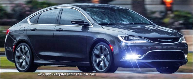 2015 2017 Chrysler 200 Midsized Cars Jump To The Top