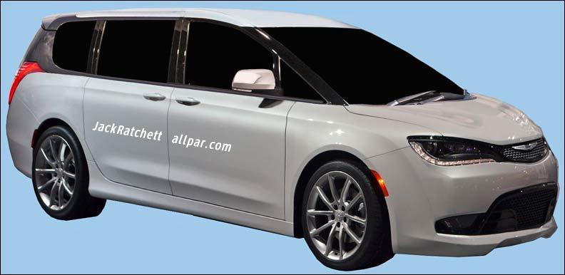 2016 Chrysler Minivans