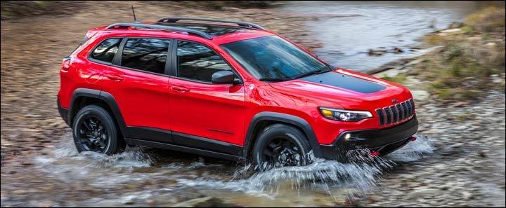 2019 Jeep Cherokee: KL, turbocharged