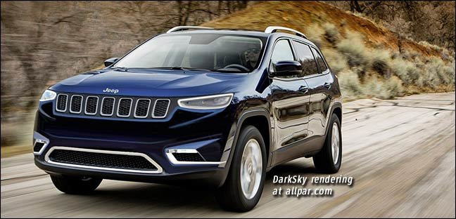 Jeep Cherokee Forum >> News: Preview: the 2019 Jeep Cherokee