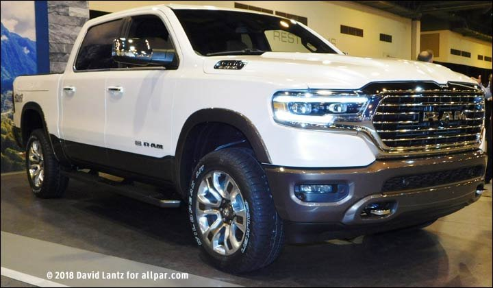 Chrysler Dodge Jeep And Ram At The 2018 Houston Auto