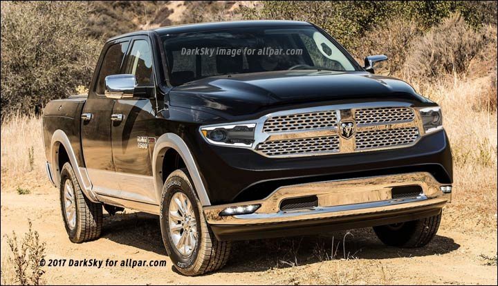 2019 Ram 1500 Pickup Trucks Dt What We See Coming Down The Line