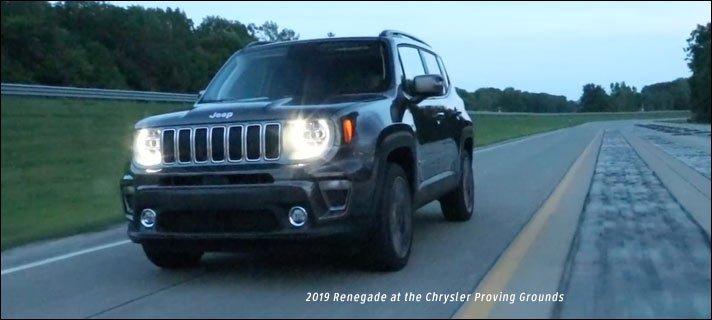 2019 jeep renegade still