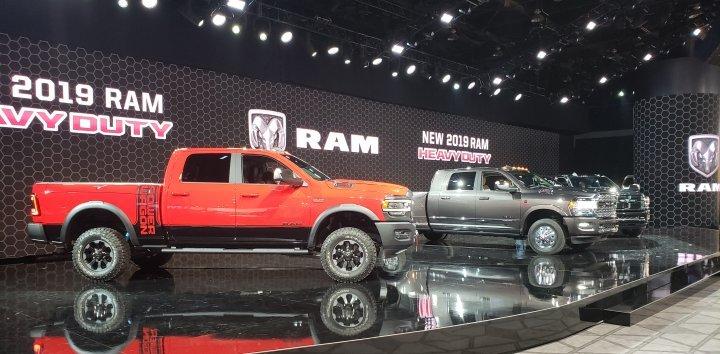 New Ram HD Lineup