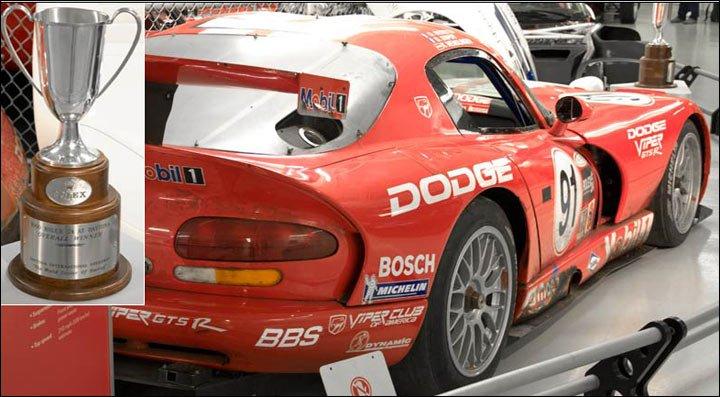 Le Mans Viper