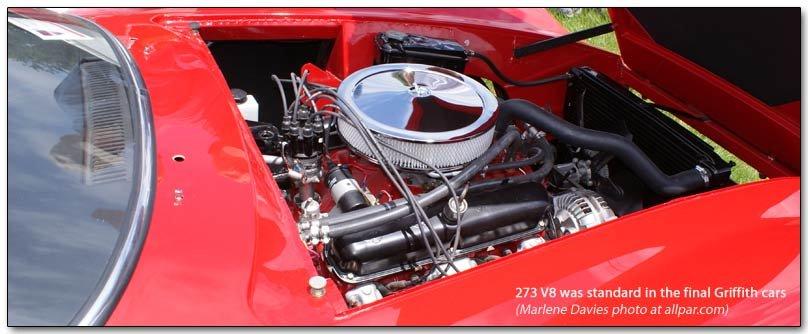 Dodge Plymouth Chrysler 318 engine kit 1967 68 69 70 71 72 73 bearings gaskets+