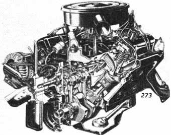 273 mopar - chrysler engine
