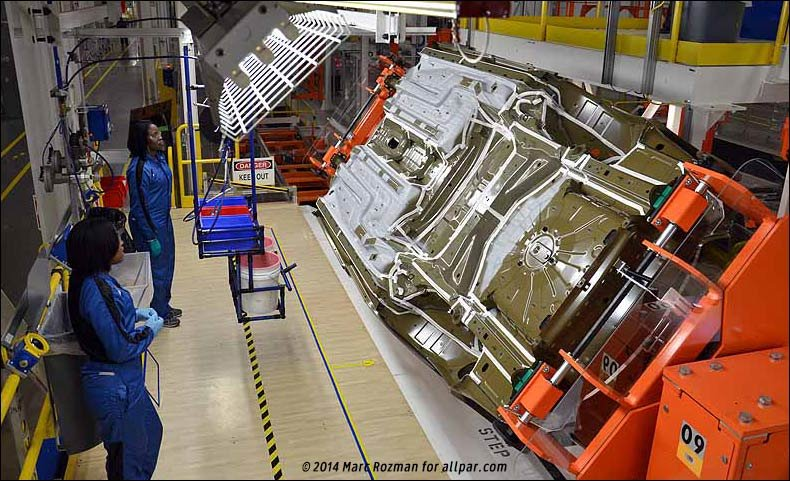 2015 Chrysler 200: Sterling Heights Paint and Body Shops  Friction