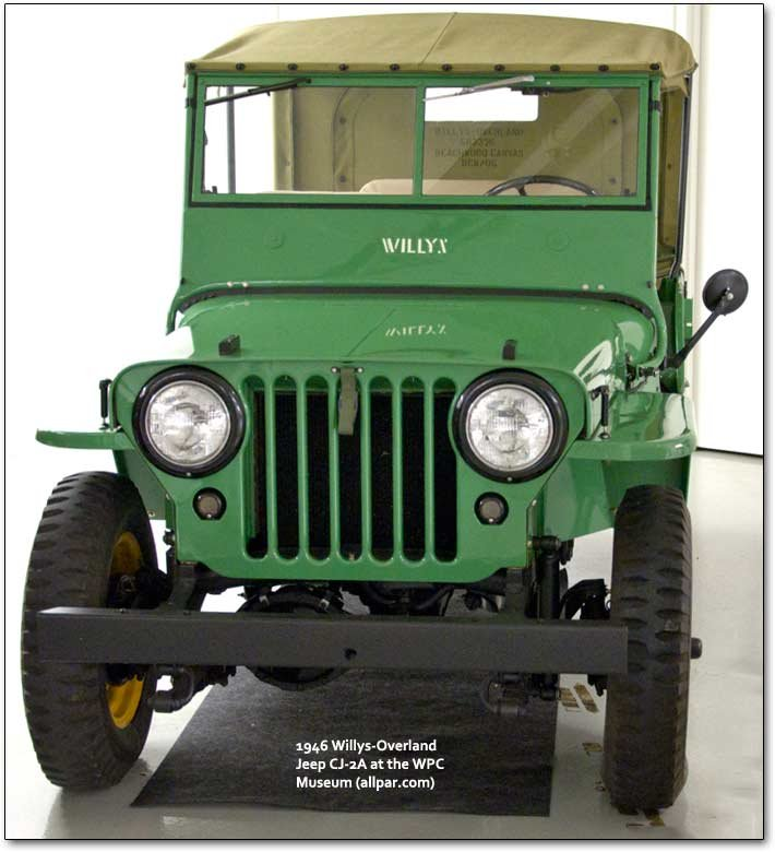 Toyota Auburn Ma >> Jeep MA and MB: Military Jeeps