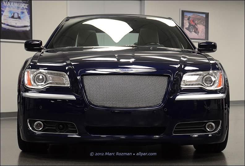 Chrysler 300 Luxury 2012 Concept Car