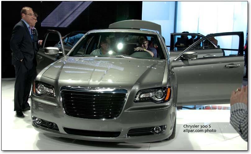 2011 Mopar 300 S Concept Car From Chrysler
