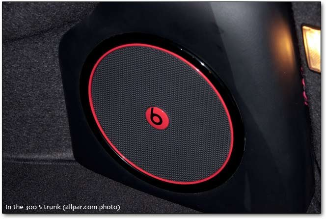 Beats By Dre System Chrysler 300c Forum 300c Amp Srt8 Forums