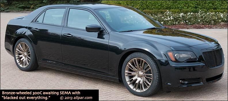 2014 Chrysler 300S concept