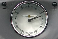 Chrysler 300m Clock