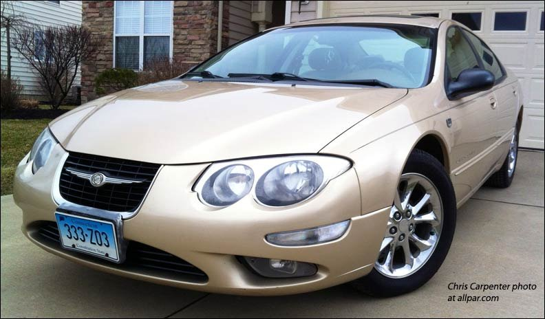 2002 Chrysler 300m Special Hidplanet The Official Automotive Lighting Forum