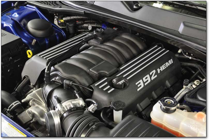 2011-2013 Dodge Challenger 392 Hemi SRT8 cars: Launch Control and more
