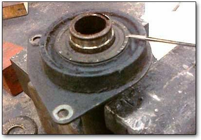 Rebuilding the intermediate shaft (on 2.2/2.5 turbo cars)