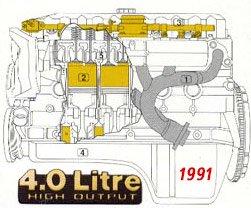 jeep 4 0 liter six cylinder engine 4 0 liter engien