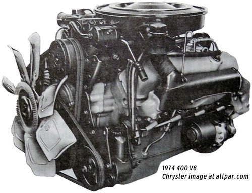 The 400 V8: Final Mopar Big Block Engine