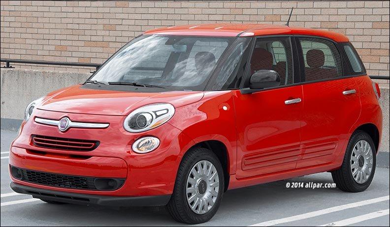 Fiat L Car Reviews - Fiat 500l release date